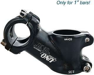FOMTOR 25.4 stem 60mm 90mm 110mm 35 Degree Bike Handlebar Stem Riser MTB Stem for Mountain Bike Road Bike BMX MTB