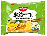 Nissin Chicken Flavour Instant Noodles 100 g (Pack of 30)