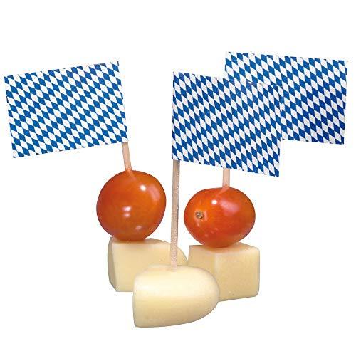 Susy Card 11270808 - Partypicker, Bavaria, 50 Stück