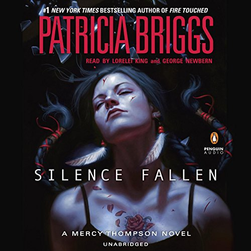 Silence Fallen     A Mercy Thompson Novel, Book 10              De :                                                                                                                                 Patricia Briggs                               Lu par :                                                                                                                                 Lorelei King,                                                                                        George Newbern                      Durée : 11 h et 13 min     1 notation     Global 5,0
