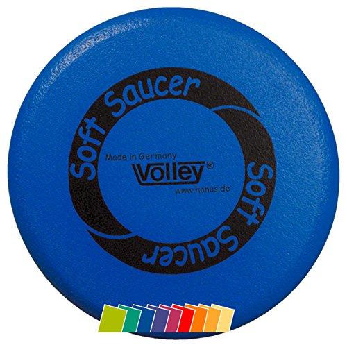 Volley Schaumstoff-Frisbee ELE'Soft Saucer mit Elefantenhaut, ø 25 cm