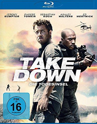 Take Down - Die Todesinsel [Blu-ray]