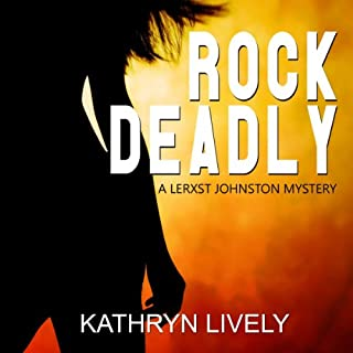 Rock Deadly, a Mystery audiobook cover art
