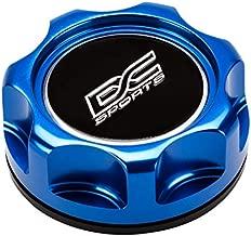 DC Sports OC102B Machined Anodized Blue Aluminium Oil Filler Cap for Most Toyota, Scion Models, Toyota/Scion