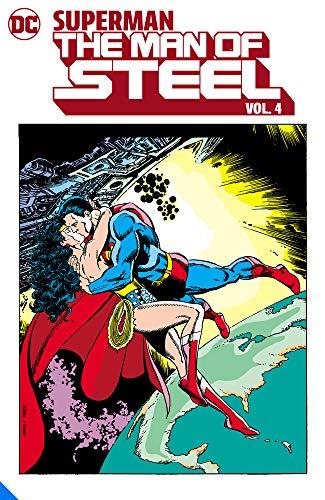 Superman the Man of Steel 4