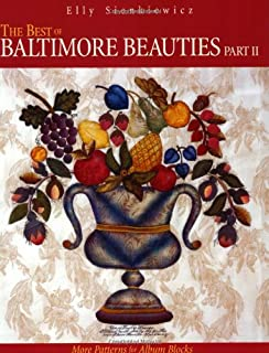 The Best of Baltimore Beauties, Part II: More Patterns for Album Blocks