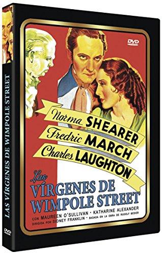 Virgenes de Wimpole Street [DVD]