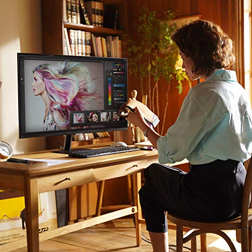 Samsung M5 Smart Monitor 27 Zoll Bildschirm VA mit Lautsprechern FHD Randlos Smart TV Apps
