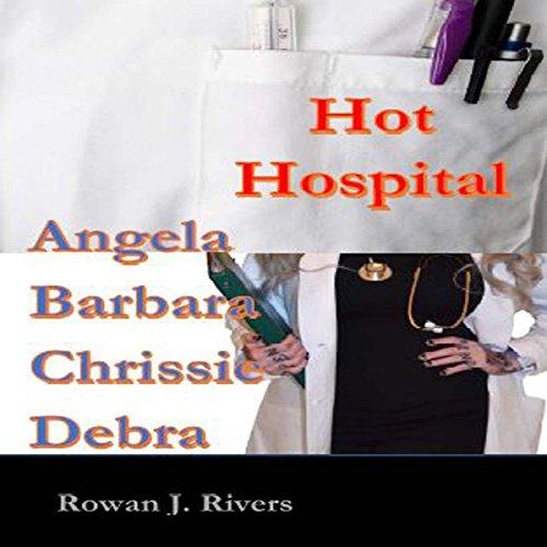 Hot Hospital, Books 1-4 audiobook cover art