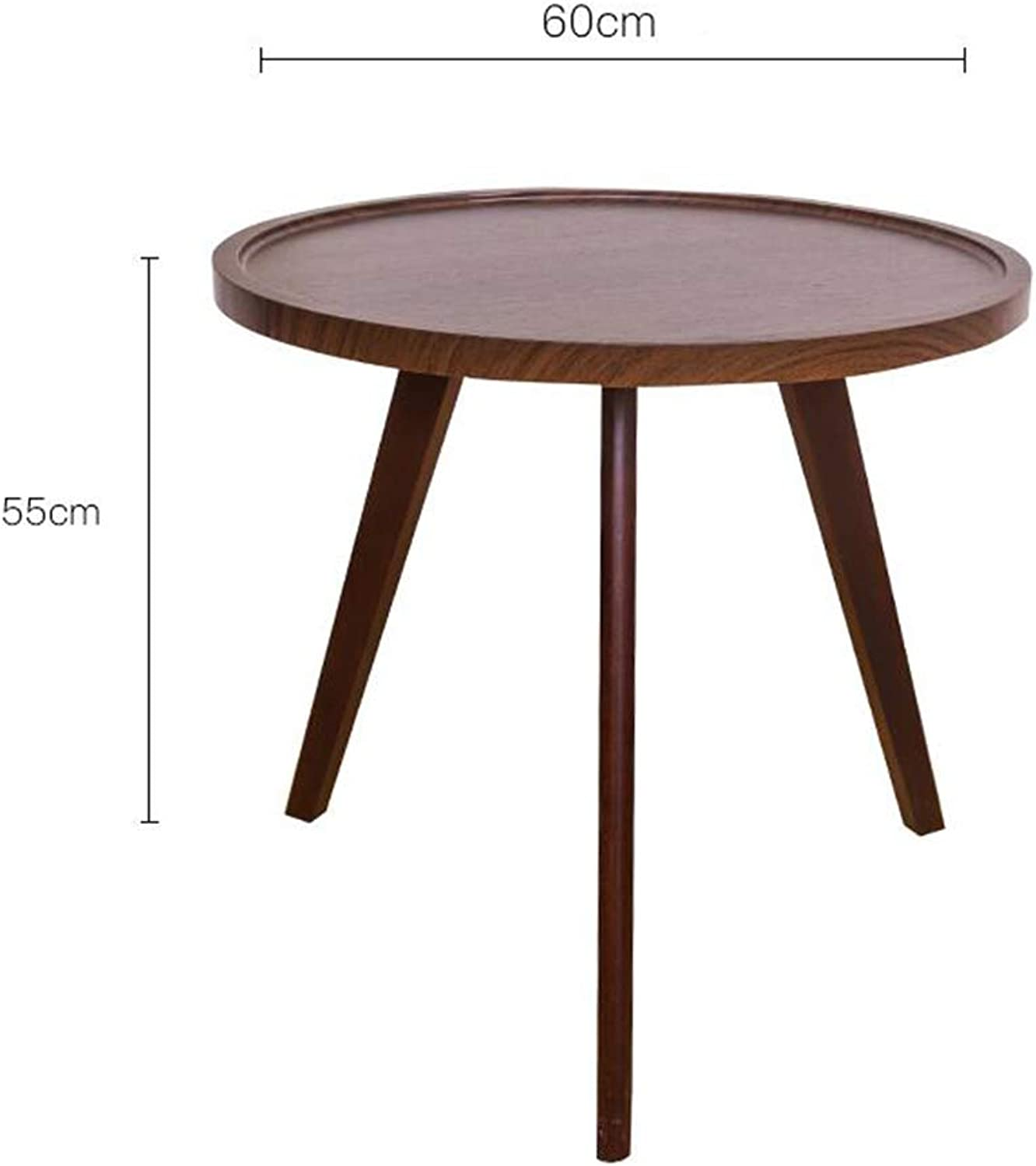 Coffee Table Living Room Sofa Side Table Breakfast Table Garden Table (color   B, Size   40  40  45cm)