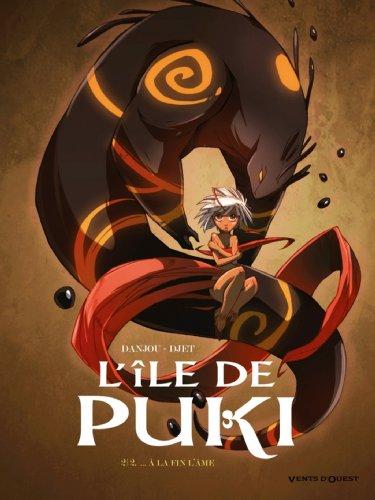 L'Île de Puki - Tome 02 : À la fin l'âme
