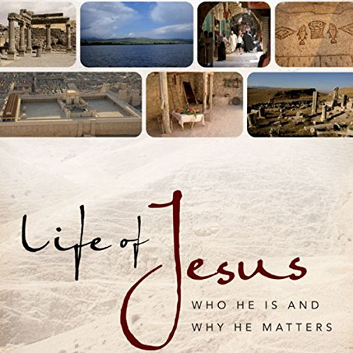 Life of Jesus audiobook cover art