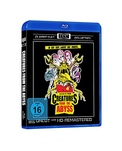 Creatures from the Abyss (Classic Cult Edition) [Blu-ray] [Alemania]