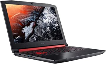 Acer Nitro 5 AN515 15.6-Inch FHD 1080P Gaming Laptop, Intel 4-Core i5-8300H up to 4.0 GHz, NVIDIA GTX 1050 Ti, 8GB DDR4 RAM, 512GB SSD, HDMI, WiFi, Backlit KB, Win 10, Shale Black