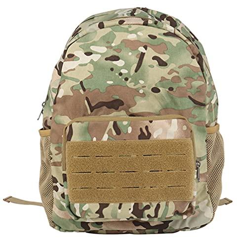 WINOMO 1Pc Outdoor Rucksack Faltbare Military Camouflage Muster Rucksack Nylon Tasche Für Camping Wandern Täglichen Gebrauch