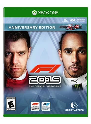 F1 2019 Anniversary Edition – Xbox One