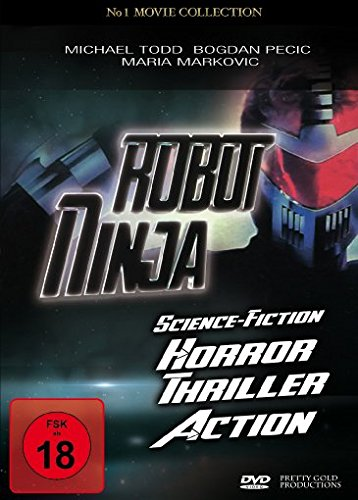 Robot Ninja - digital remastered