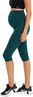 Rockwear Activewear Women's Maternity 3/4 Tight from Size 4-18 for 3/4 Length High Bottoms Leggings + Yoga Pants+ Yoga Tights