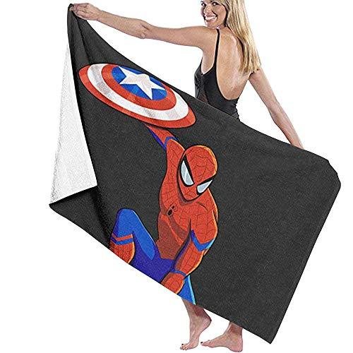 Lfff Robé su Escudo Absorbente Suave y liviano para el baño Piscina Yoga Manta de Picnic Pilates Toallas de Microfibra 80cm * 130cm