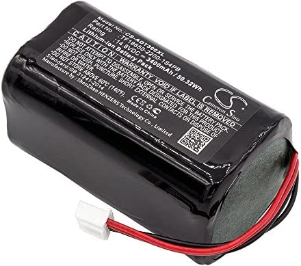 Department store AMZBTY 3400mAh Ranking TOP18 Battery for Audio TF18650-2200-1S4PBAddon Pro T10