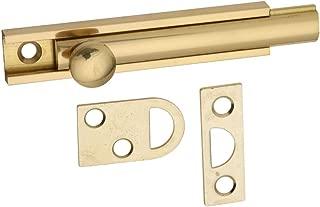 National Hardware N197-970 V1922 Flush Bolt in Solid Brass