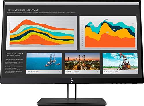 HP Z22n G2 (21,5 Zoll / Full HD) Business Monitor (VGA, HDMI, DisplayPort, USB 3.0, Reaktionszeit 5ms, 60 Hz) schwarz