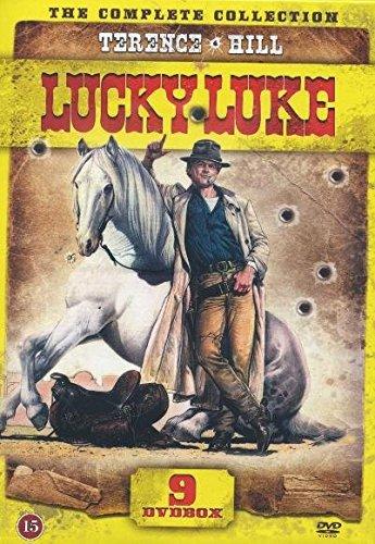 Lucky Luke (Complete Collection) - 9-DVD Box Set ( Lucky Luke /...