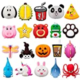 20PCS Animal Cable Protector for Phone USB...