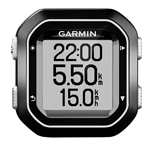 Garmin Edge 25 GPS-fietscomputer - track-navigatie, GPS en GLONASS, ANT+/Bluetooth-compatibiliteit