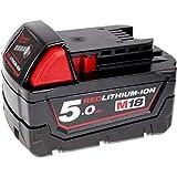 Milwaukee Batería para cortadora de Cable M18HCC-0 ACSR-Set 5,0Ah Original