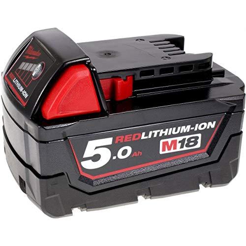 Milwaukee Batería para Taladro M18 BPD-202C 5,0Ah Original