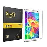 IVSO Premium Protector de Pantalla de Vidrio Templado para Samsung Galaxy Tab E 9.6-Inch Tablet (Tempered Glass - 1 Pack)