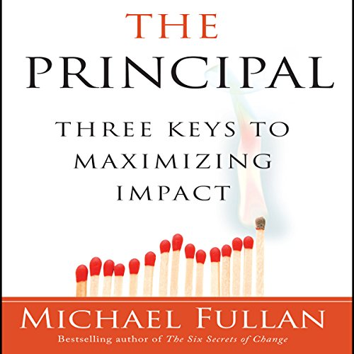The Principal audiobook cover art