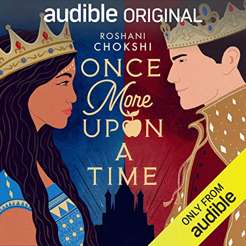 Once More Upon a Time audiobook cover art