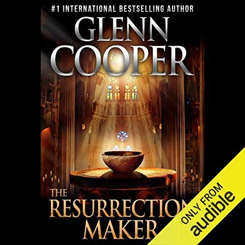 The Resurrection Maker cover art