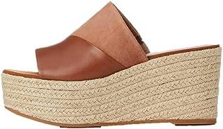 Best brown wedge sandal Reviews