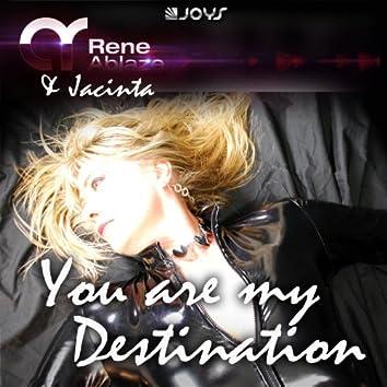 You're My Destination (feat. Jacinta)