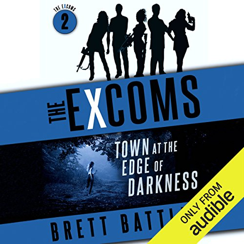 Town at the Edge of Darkness cover art