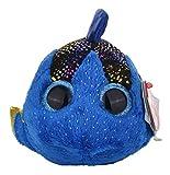 TY Beanie Boos Aqua-Pez Azul 23 cm (37149TY) (United Labels Ibérica , color/modelo surtido