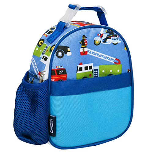 Wildkin Kids Insulated Clip-in Lunch Box Bag for Boys and Girls, Perfect...