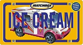 By Pete Franks Ice Cream (with sundae driver) (Matchbox) [Board book]