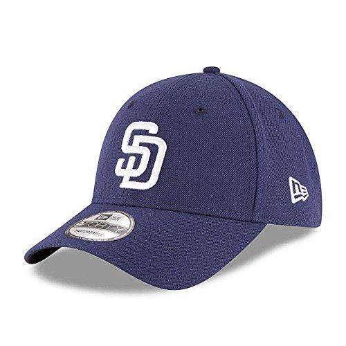 New Era Herren Herren Kappe 9Forty San Diego Padres Kappe, Blau, OSFA, 11432281