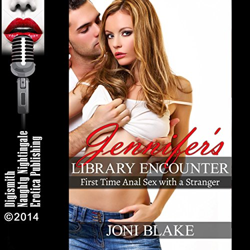 Jennifer's Library Encounter audiobook cover art