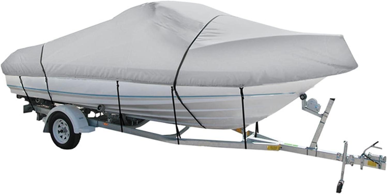 shopping BYOLPMKK Waterproof Boat Free Shipping Cheap Bargain Gift Cover Heavy-Du Cruiser Cabin
