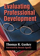 By Thomas R. Guskey - Evaluating Professional Development: 1st (first) Edition