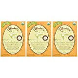 Heather's Tummy Fiber Organic Acacia Senegal Powder Travel Packets (3 Boxes) for IBS
