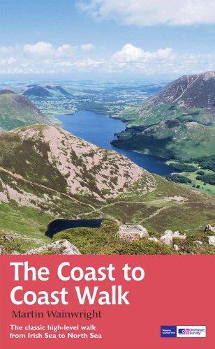 The Coast To Coast Walk: The classic high-level walk from Irish Sea to North Sea (Trail Guides)
