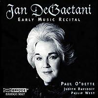 Early Music Recital