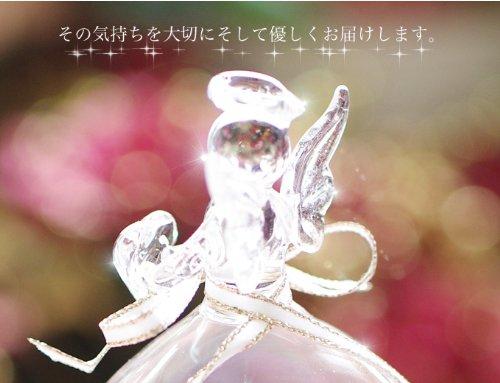 ピージーインターナショナル『IPFAガラスドームエンジェル』