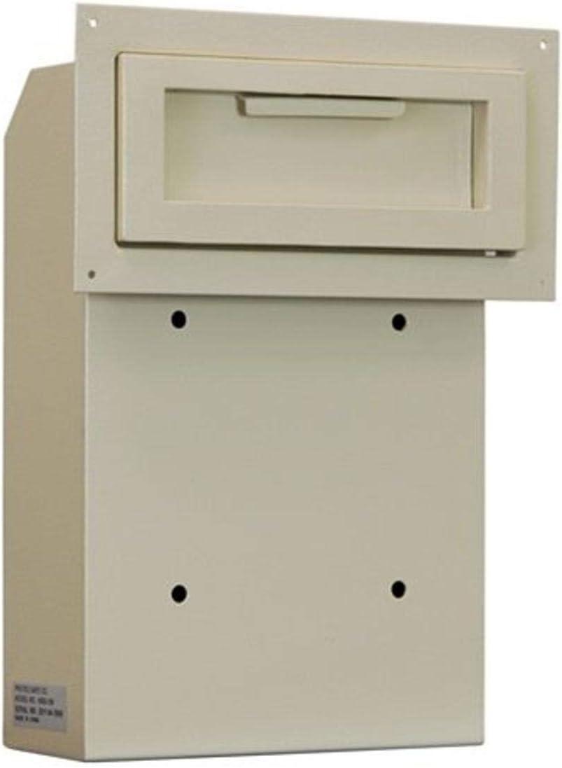 Protex Through-The-Door Locking Drop Beige Box Max 82% OFF WSS-159 Max 85% OFF